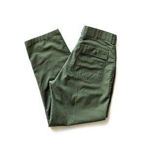 Vintage Military Utility Trousers